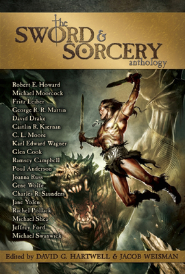 The Sword & Sorcery Anthology Cover