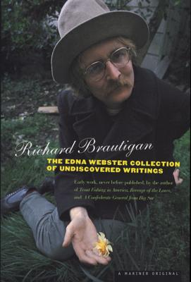 The Edna Webster Collection of Undiscovered Writing Cover Image
