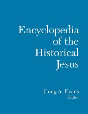 Cover for The Routledge Encyclopedia of the Historical Jesus