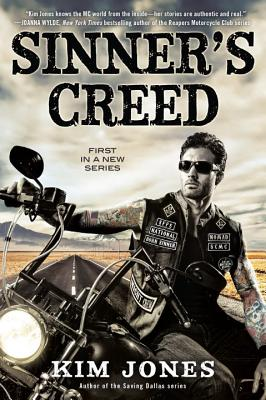 Cover for Sinner's Creed (A Sinner's Creed Novel #1)