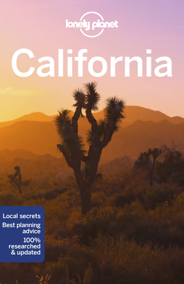 Lonely Planet California 9 (Travel Guide) Cover Image