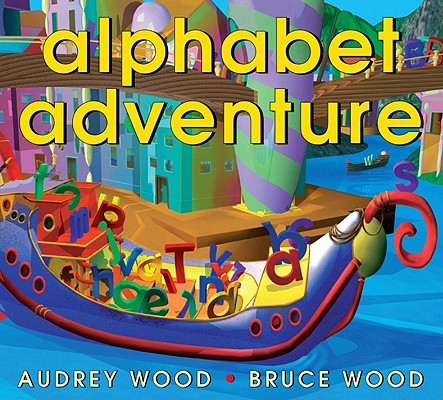 Alphabet Adventure Cover Image