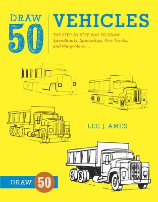 Draw 50 Vehicles Cover