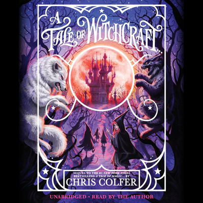 A Tale of Witchcraft ... Lib/E Cover Image
