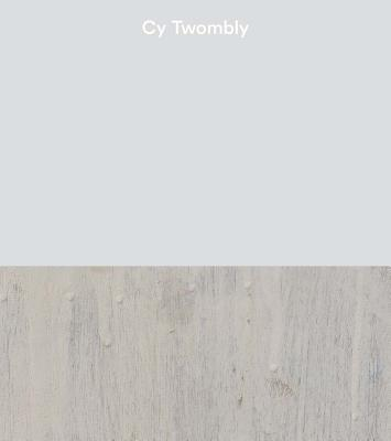 Cy Twombly Cover Image