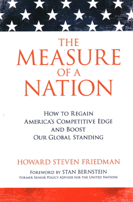The Measure of a Nation Cover