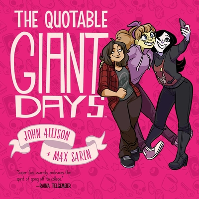 The Quotable Giant Days Cover Image