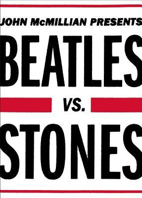Beatles vs. Stones Cover