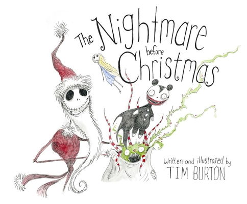The Nightmare Before Christmas: 20th Anniversary Edition Cover Image