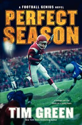 Perfect Season (Football Genius Novels) Cover Image