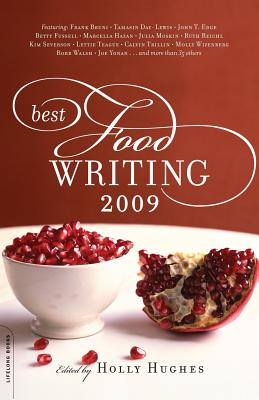 Cover for Best Food Writing 2009