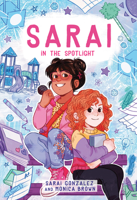 Sarai in the Spotlight! (Sarai #2) Cover Image