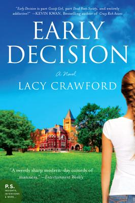 Early Decision: A Novel Cover Image