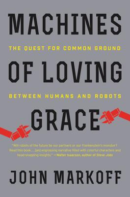 Machines of Loving Grace cover image