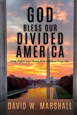 Cover for God Bless Our Divided America