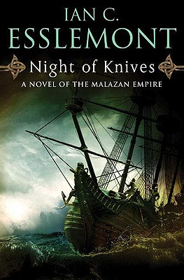 Night of Knives: A Novel of the Malazan Empire Cover Image