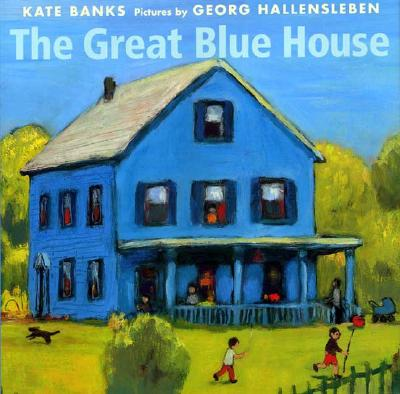 The Great Blue House Cover