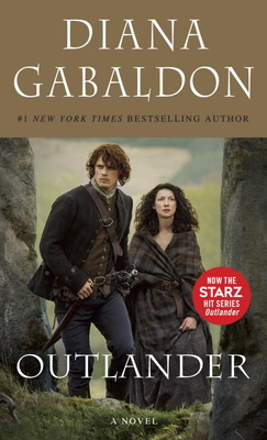 Outlander (Starz Tie-in Edition): A Novel Cover Image