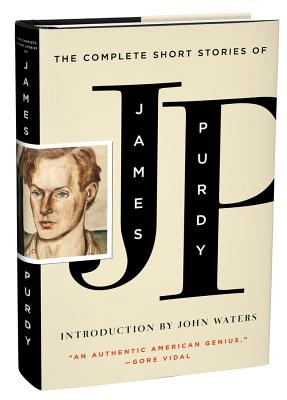 The Complete Short Stories of James Purdy Cover