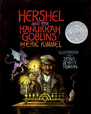 Herschel and the Hanukkah Goblins Cover