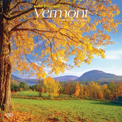 Vermont Wild & Scenic 2021 Square Cover Image