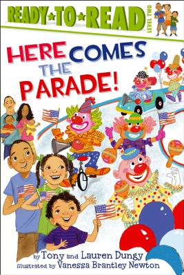Here Comes the Parade! Cover