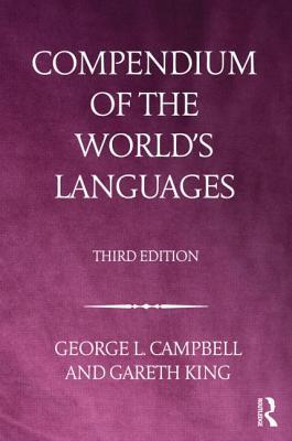 Compendium of the World's Languages Cover Image
