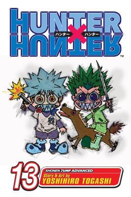 Hunter x Hunter, Vol. 13 Cover Image