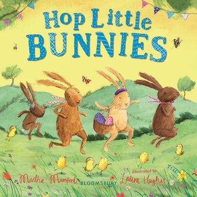 Hop Little Bunnies Cover Image