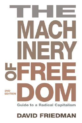 The Machinery of Freedom Cover