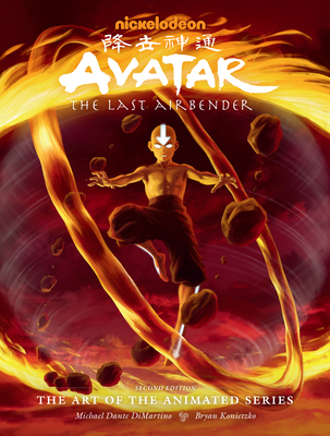 Avatar: The Last Airbender  The Art of the Animated Series (Second Edition) Cover Image