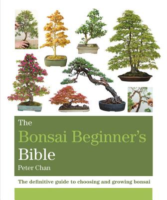 The Bonsai Beginner's Bible Cover Image