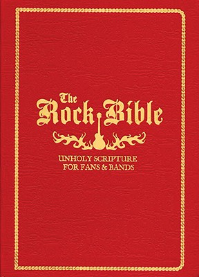The Rock Bible Cover