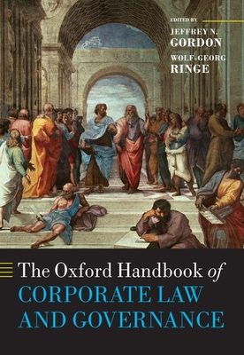 The Oxford Handbook of Corporate Law and Governance Cover Image