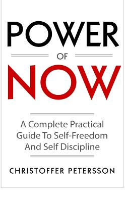 Power of now Cover Image