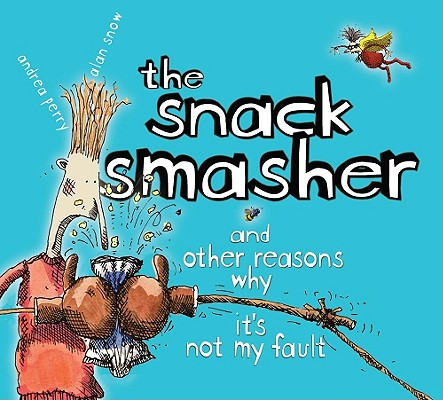 The Snack Smasher Cover