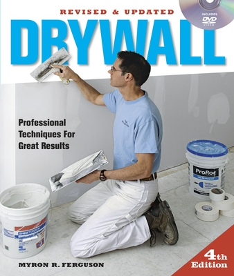 Drywall: Professional Techniques for Walls & Ceilings [With DVD] (Fine Homebuilding DVD Workshop) Cover Image