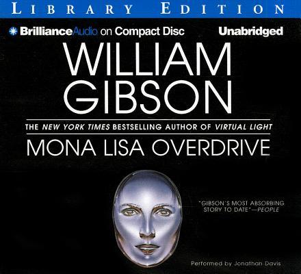 Mona Lisa Overdrive Cover
