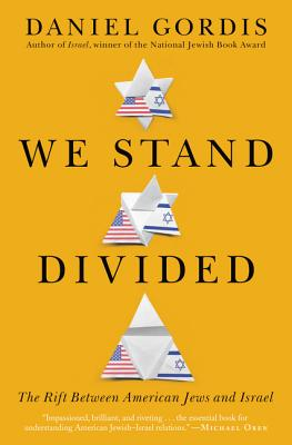 Cover for We Stand Divided