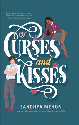 Of Curses and Kisses Cover Image