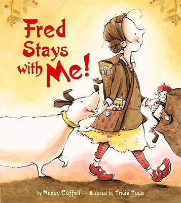 Fred Stays with Me! Cover