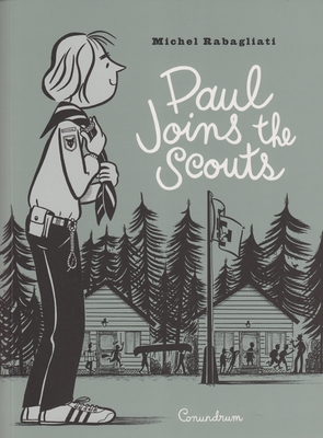 Cover for Paul Joins the Scouts