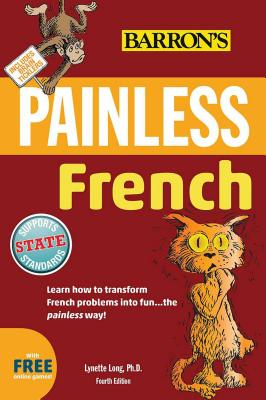 Painless French (Barron's Painless) Cover Image