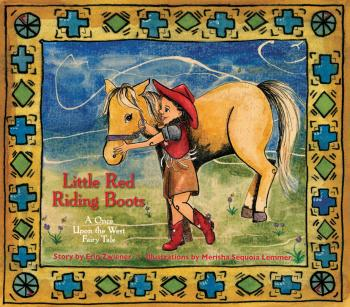 Little Red Riding Boots Cover