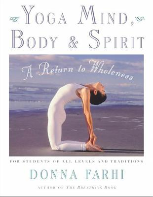 Yoga Mind, Body & Spirit Cover