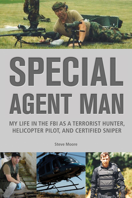 Special Agent Man Cover
