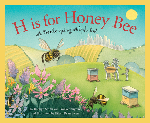 Cover for H Is for Honey Bee