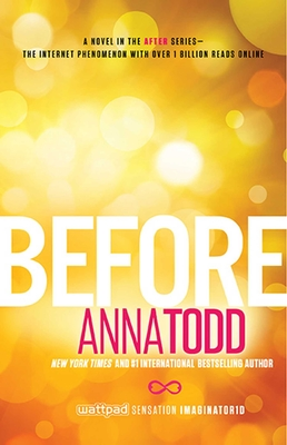 Before (The After Series #5) Cover Image