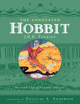 The Annotated Hobbit Cover