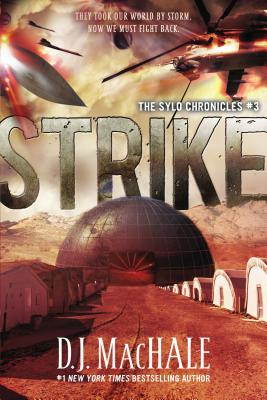 Strike: The SYLO Chronicles #3 Cover Image